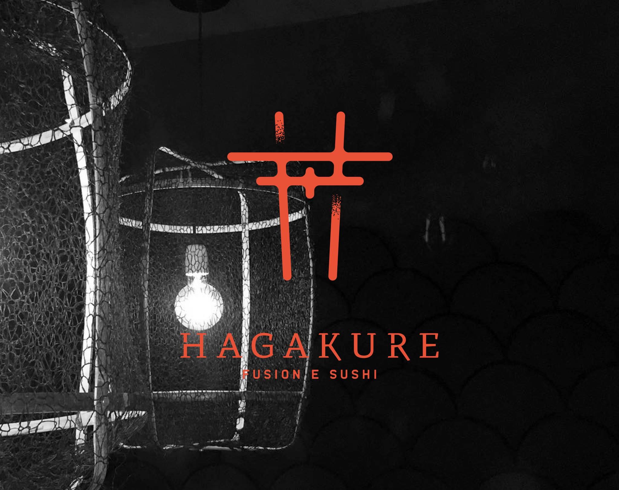 RE-OPENING | HAGAKURE - BARI AMENDOLA