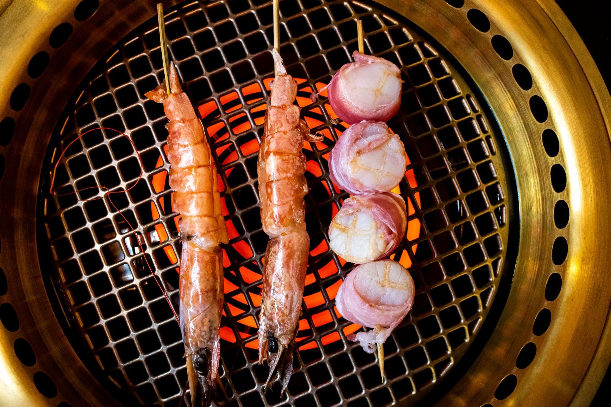 hagakure sushi fusion RE-OPENING HAGAKURE <br>  TATAMI | YAKINIKU | SUSHI