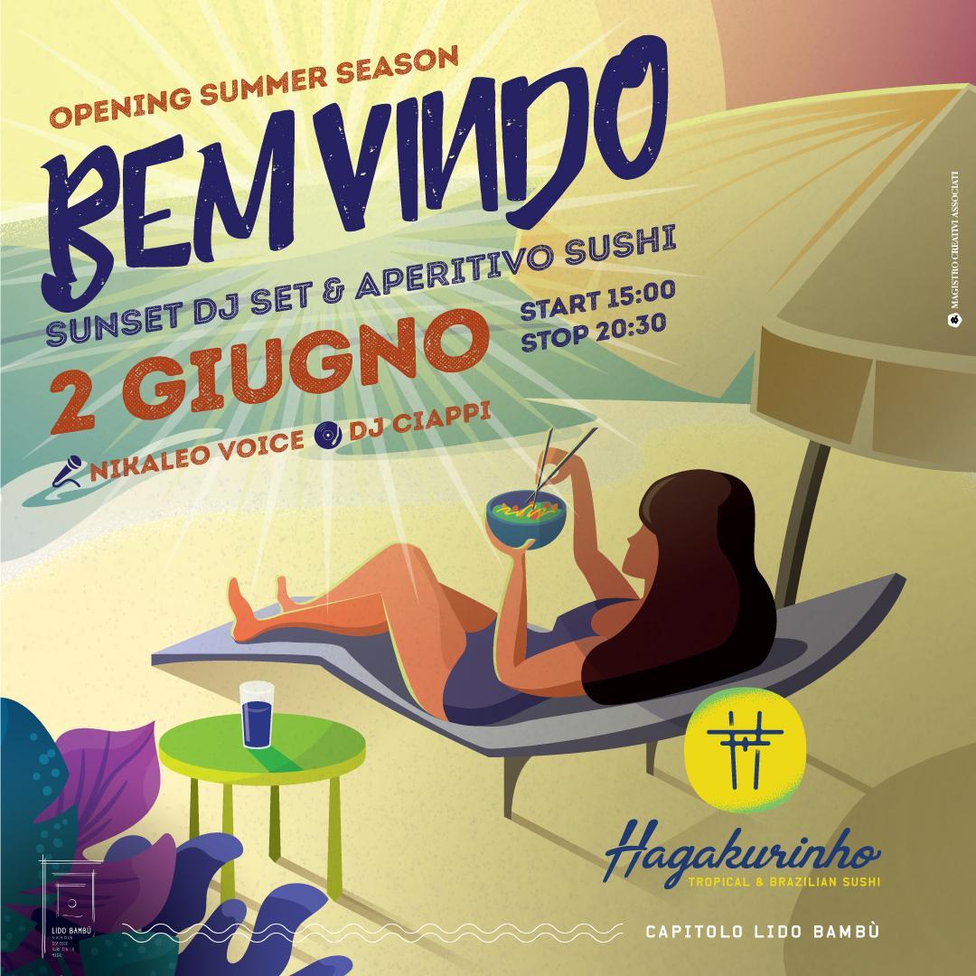 HAGAKURINHO OPENING