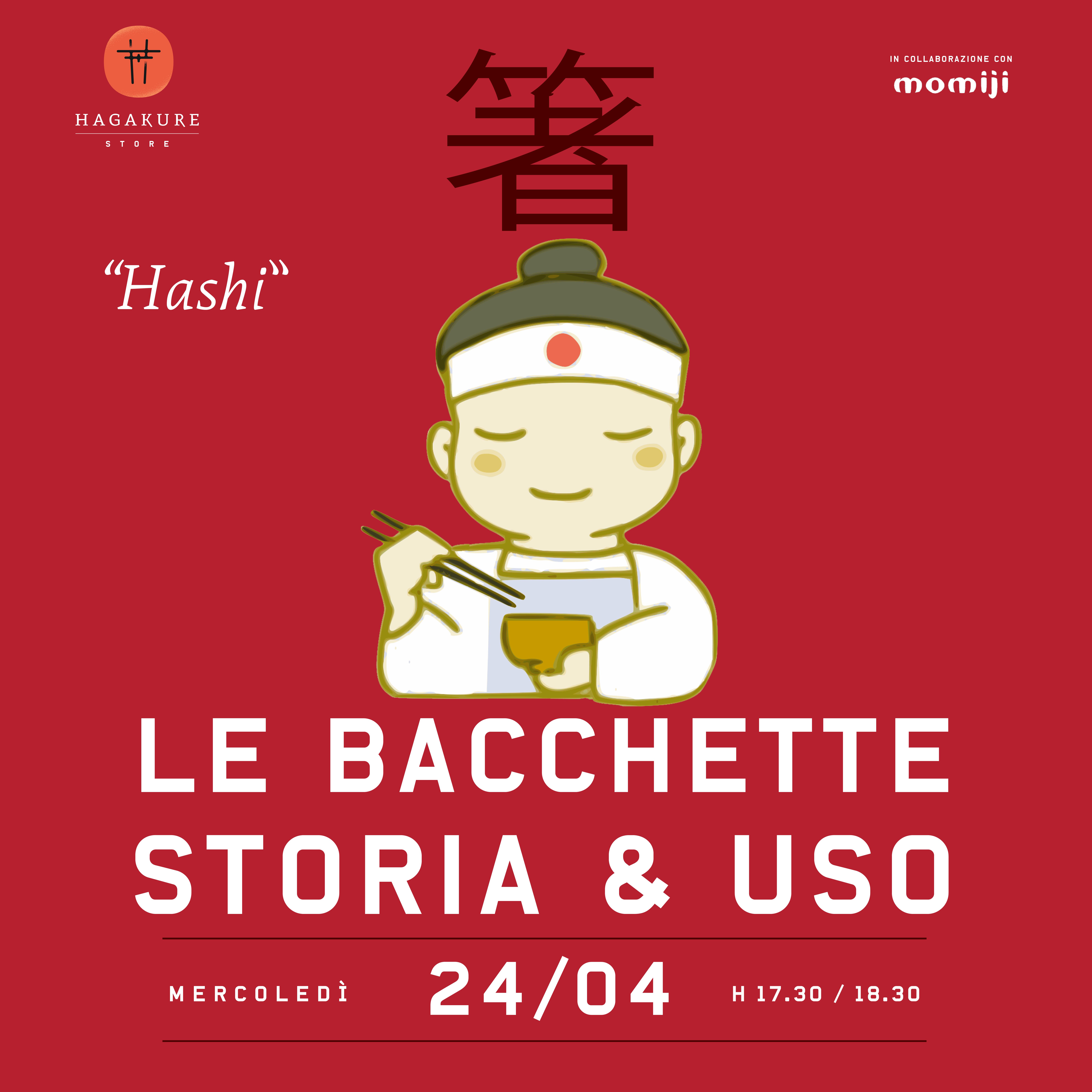 LE BACCHETTE - STORIA & USO